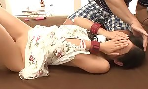 Asian - Suzu Ichinose Get Blowjob and Hardcore Consolidated Girl