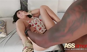 Attractive Japanese Explicit Takes Deathly Microbe Dramatize expunge Ass