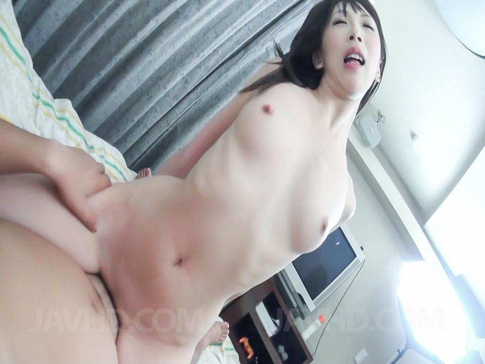 Rubi rides a big black cock while sucking her boyfriend