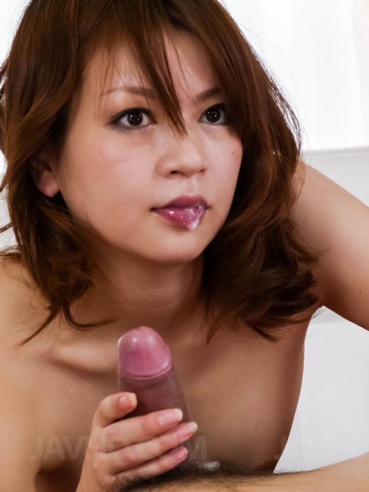 Serina hayakawa aroused asian babe deep 1
