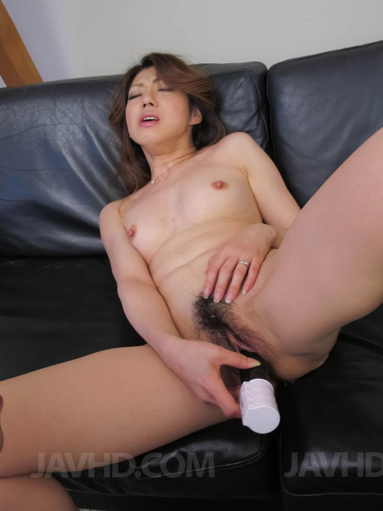 Aika hoshino gets drilled with huge toys 1