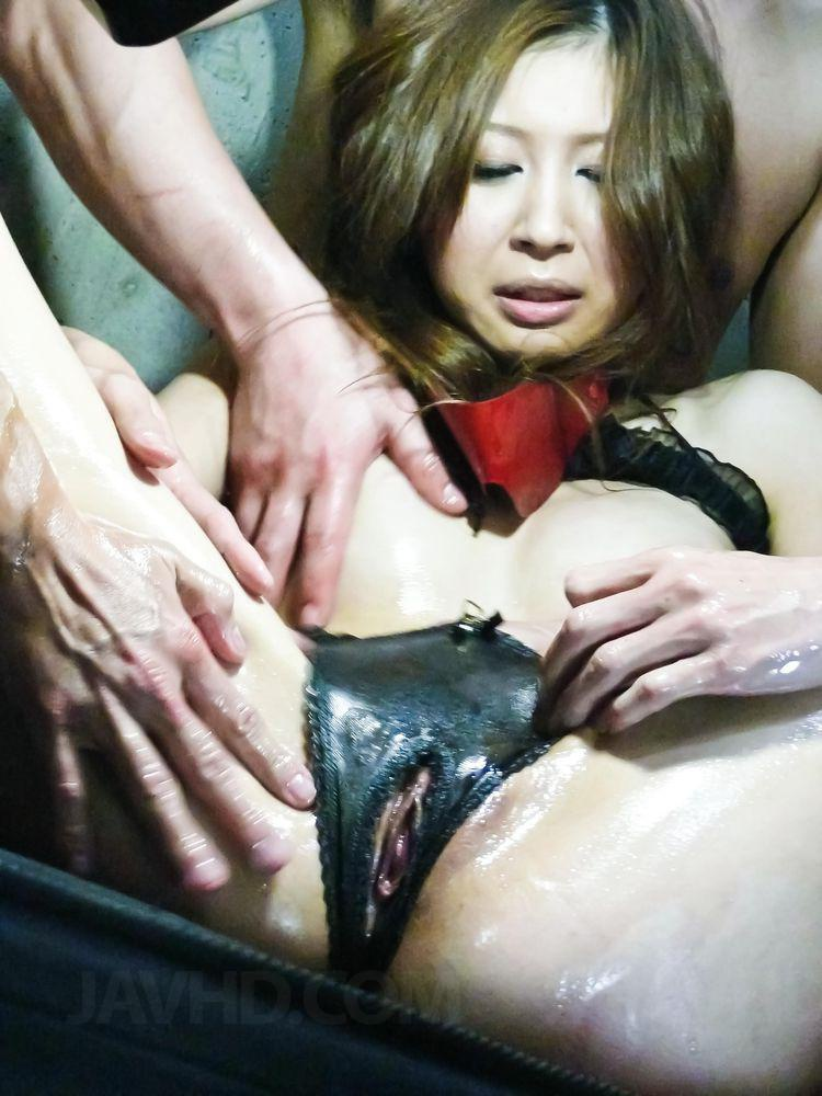 Serina hayakawa aroused asian babe deep 10