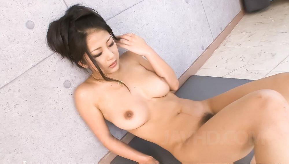Ramu rubs her pussy all over a hard dick 3